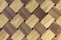 Plywood pattern Stock Image
