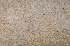 Plywood rough dark brown texture Royalty Free Stock Image