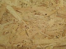 Plywood surface Royalty Free Stock Photo