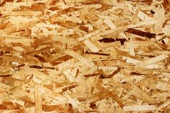 Plywood texture. Close up texture of a sheet of plywood Royalty Free Stock Photo