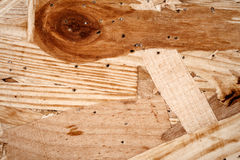 Plywood texture as background Royalty Free Stock Photo