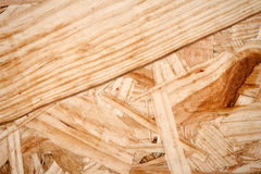 Plywood texture as background Royalty Free Stock Photography
