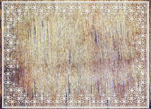 Plywood texture cracked lase Royalty Free Stock Image