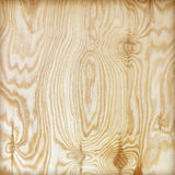 Plywood texture with natural wood pattern Royalty Free Stock Photos