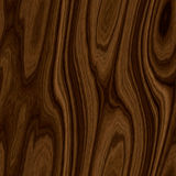 Plywood walnut. Seamless high quality high resolution plywood background Stock Photos