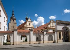 Plzen, Τσεχία Στοκ Εικόνες