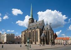 Plzen, Τσεχία Στοκ εικόνες με δικαίωμα ελεύθερης χρήσης