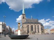 Plzen, Τσεχία Στοκ εικόνα με δικαίωμα ελεύθερης χρήσης