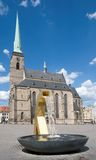 Plzen, Czech republic Stock Photography