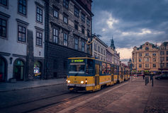 Plzen ou Pilsen photo stock