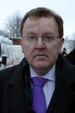 PM de David Mundell Fotos de Stock Royalty Free