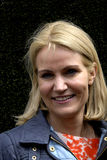 PM HELLE THORNING-SCHMIDT MEETS VOTERS Stock Images