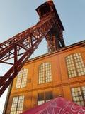 迪斯科PM在默尔斯, Northrine西华里亚,德国 免版税图库摄影