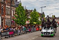 PMU αυτοκίνητο Στοκ Εικόνες