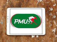 PMU держа пари логотип компании Стоковые Изображения