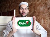 PMU держа пари логотип компании Стоковые Изображения RF