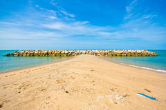 PMY Beach Rayong Stock Images
