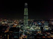PNB wierza Kuala Lumpur obrazy stock
