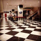 PNC-Arena royalty-vrije stock fotografie