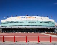 PNC Arena, Raleigh, North Carolina. Royalty Free Stock Photos