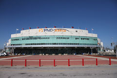 PNC Arena, Raleigh, North Carolina. Stock Photo