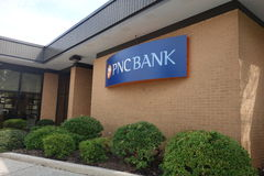 PNC Bank Royalty Free Stock Photos