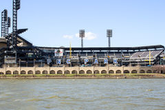 PNC Park Front Royalty Free Stock Images