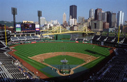 PNC Park - Pittsburgh royalty free stock images