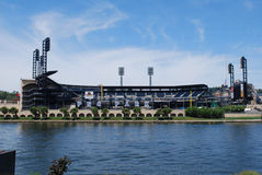 PNC Park, Pittsburgh, PA Royalty Free Stock Image