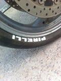 pneu Photographie stock libre de droits