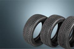 pneu Photo stock