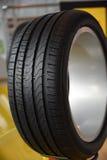 pneu Photos stock