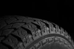 Pneu de véhicule pour la bande de roulement de voiture pour la sécurité Images libres de droits