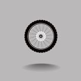 Pneu et roue Photo stock