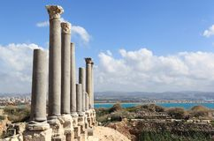 Pneu, Liban Photographie stock libre de droits
