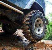 pneumático 4wd Foto de Stock Royalty Free