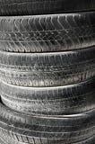 Pneumatic tyres Stock Photos