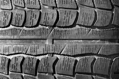 Pneumatico Fotografia Stock Libera da Diritti