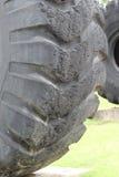 Pneumatico del camion Fotografia Stock Libera da Diritti
