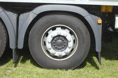 Pneumatico del camion fotografie stock libere da diritti