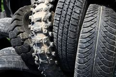 Free Pneumatics Tyres Recycle Ecology Industry Stock Photos - 13667873