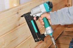 Pneumatische hamer Royalty-vrije Stock Foto