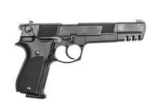 Pneumatyczny lotniczy pistoletowy kaliber 4,5mm Fotografia Royalty Free