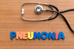 Pneumonia Royalty Free Stock Image