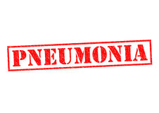 pneumonie lizenzfreie stockfotos