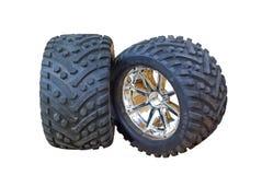 pneus 4x4 Photo stock