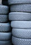 pneus Photographie stock libre de droits