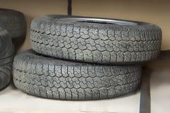 pneus photo libre de droits