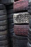Pneus de voiture Image stock