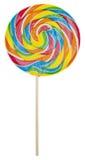 PNF do Lolly do arco-íris Imagens de Stock Royalty Free